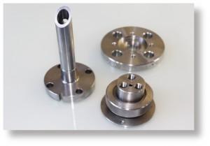 CNC DT4 - CNC-Drehteile mit Flanschbearbeitung