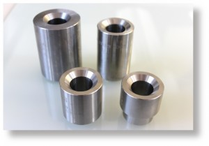 CNC DT6 - Tieflochbohrungen, CNC-Frästeile
