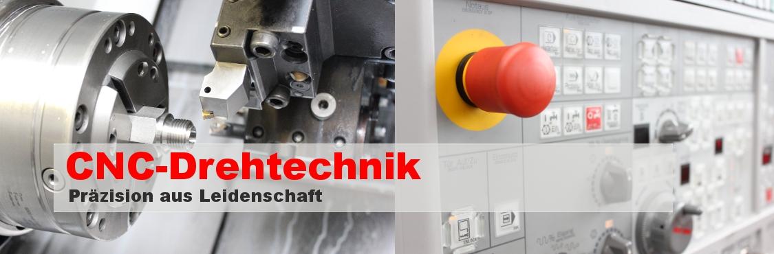 CNC-Drehtechnik - Präzision aus Leidenschaft