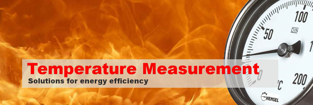 Temperature Measurement - Solutions for energy efficiency