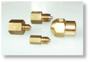 CNC DT9 - Bauteile und Präzisionsdrehteile für chemische Industrie und petrolchemische Industrie