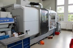 CNC-Drehmaschine Mori Seiki