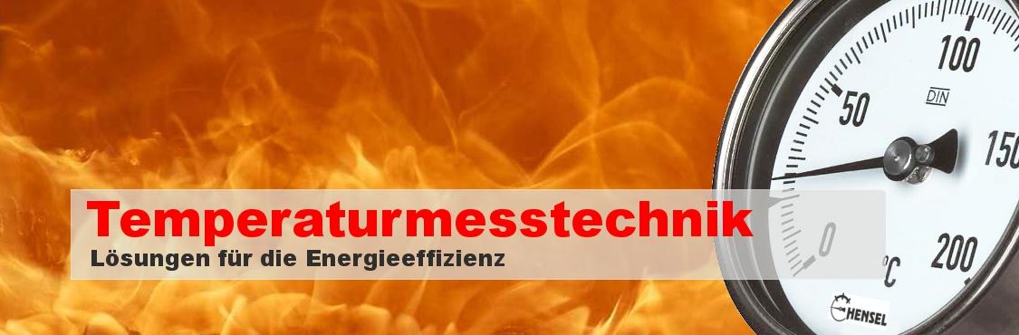 Temperaturmesstechnik - Lösungen für die Energieeffizienz