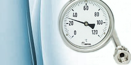 Mechanische Temperaturmessgeräte